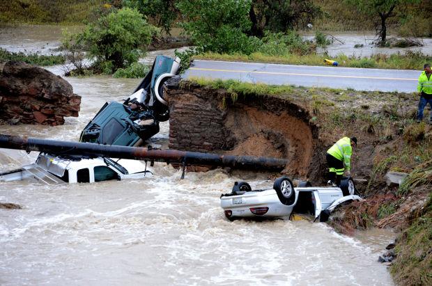Colorado Flash Flood