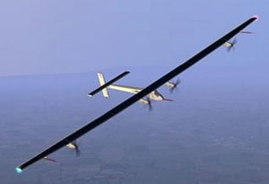 Solar Impulse forced to abort flight due to adverse weather.